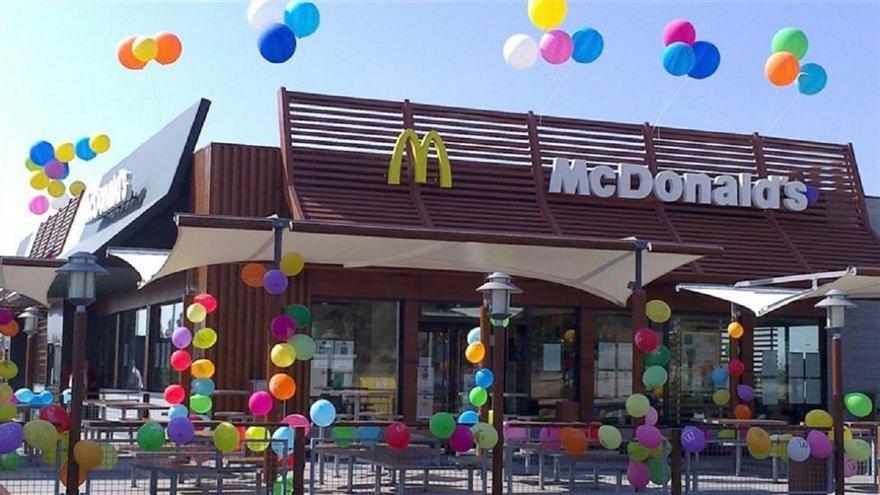 McDonald's busca personal para su establecimiento en Los Patios de Azahara en Córdoba