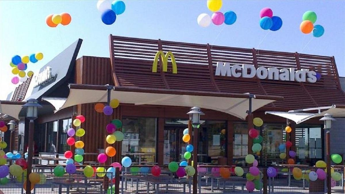 Establecimiento de McDonald's