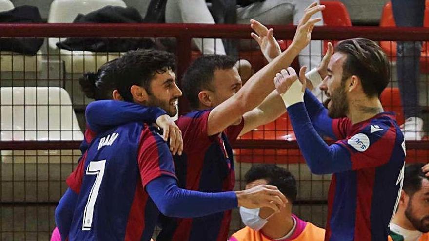 El Levante UD ya conoce su camino en la Copa de España