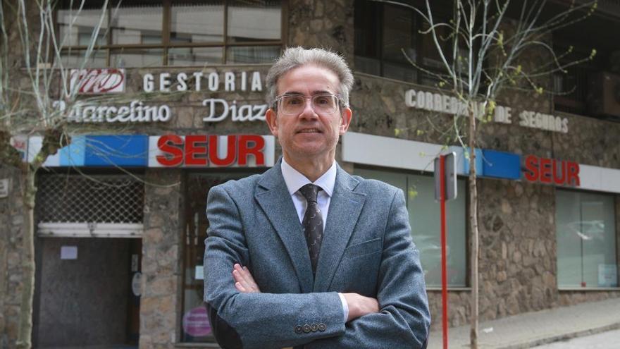 José Manuel Díaz Barreiros, nuevo presidente de la patronal gallega