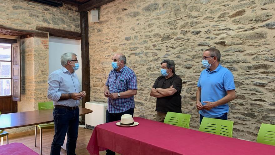 El Aula Senior de la Universidad de Educación a Distancia echa a andar en Puebla de Sanabria
