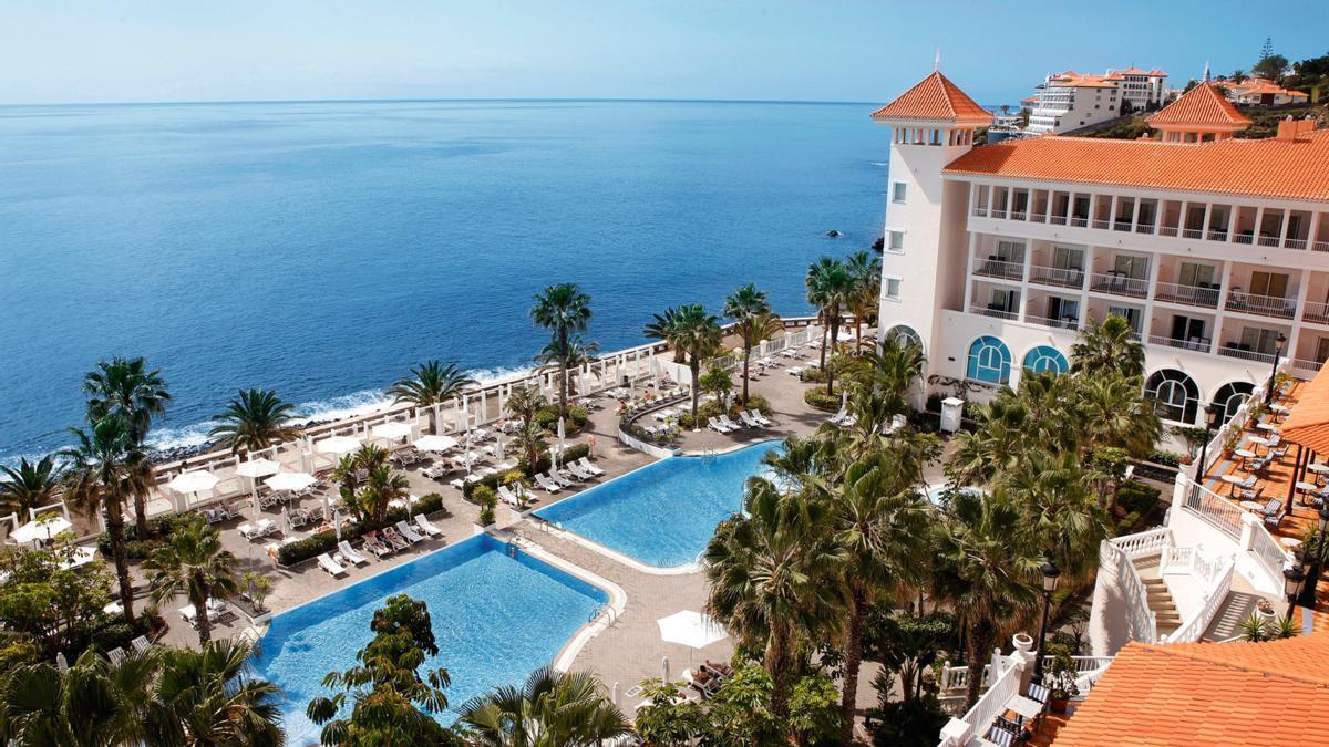 El Riu Plaza Madeira es uno de los hoteles premiados por la comunidad alemana.