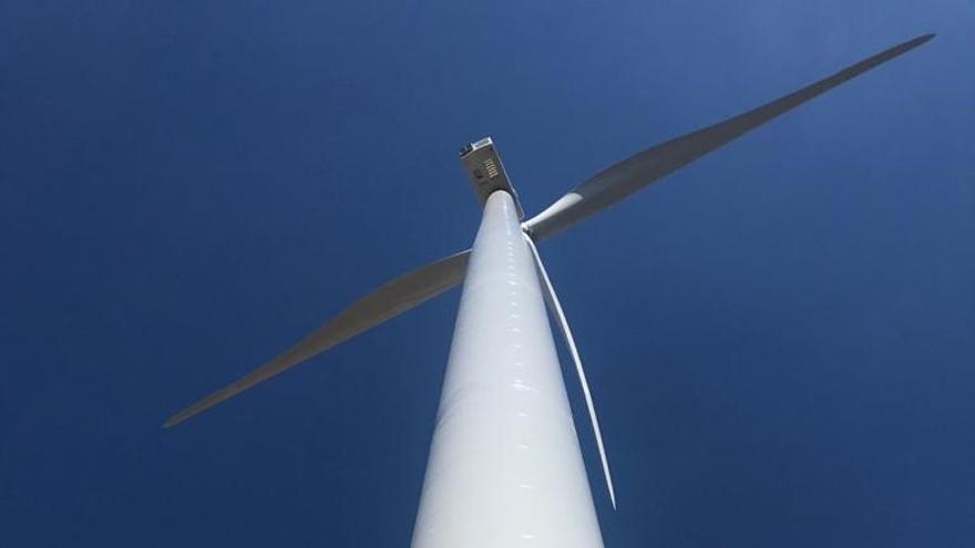 El Gobierno de España destina 54,4 millones al impulso de la energía eólica en Canarias