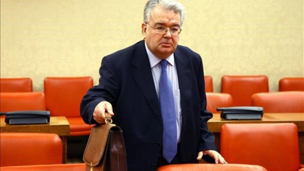 El magistrado Juan José González Rivas, nuevo presidente del Tribunal Constitucional.