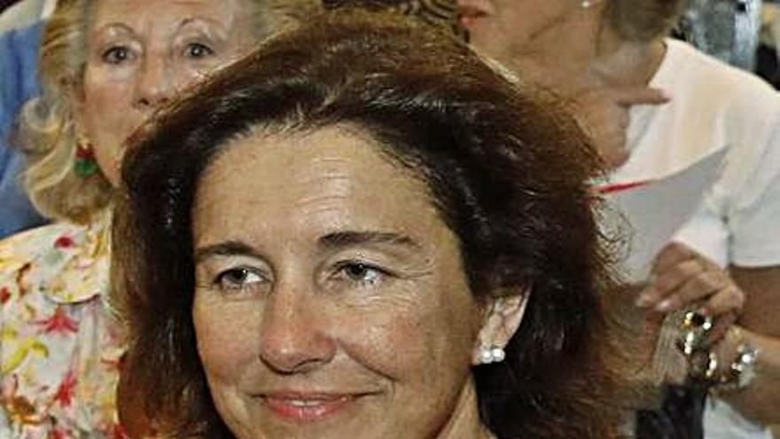 """Cecilia Alvargonzález, """"Gijonesa del año"""": """"Es un honor que te reconozcan en tu tierra"""""""