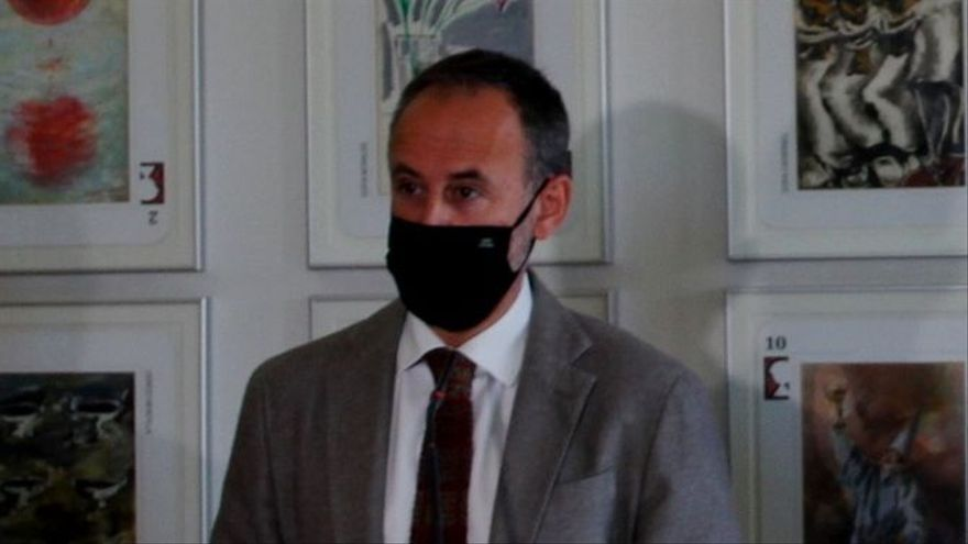 Javier Celdrán.