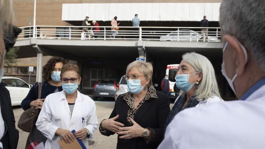 Xàtiva mejorará en un año el servicio de oncología de trece pueblos de La Ribera