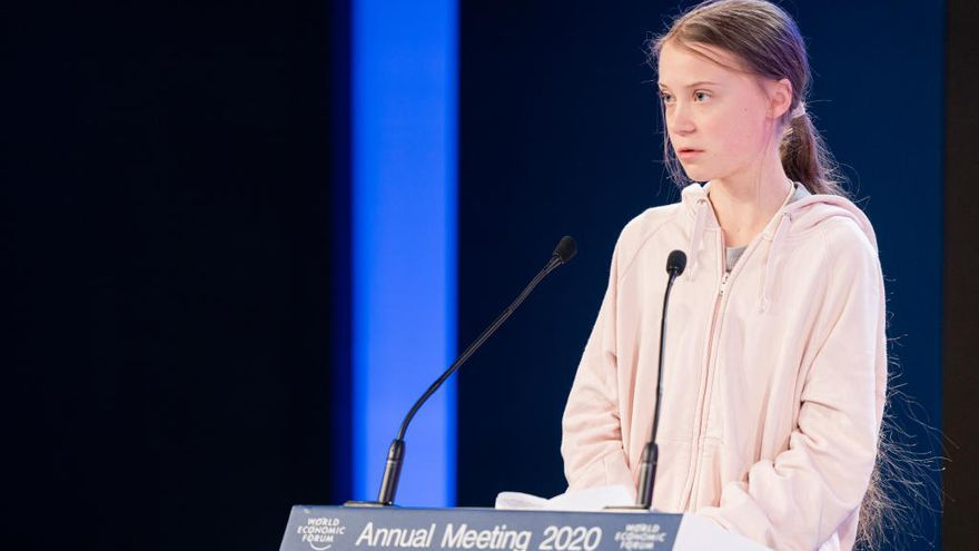 El secretario del Tesoro de EEUU manda a Greta Thunberg a estudiar economía