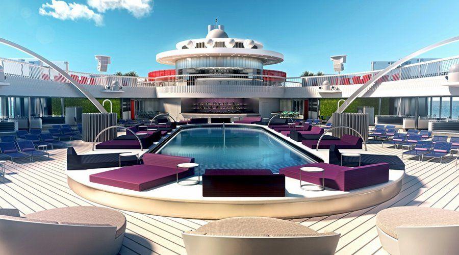 Canarias será escenario de algunos de los primeros viajes del Valiant Lady