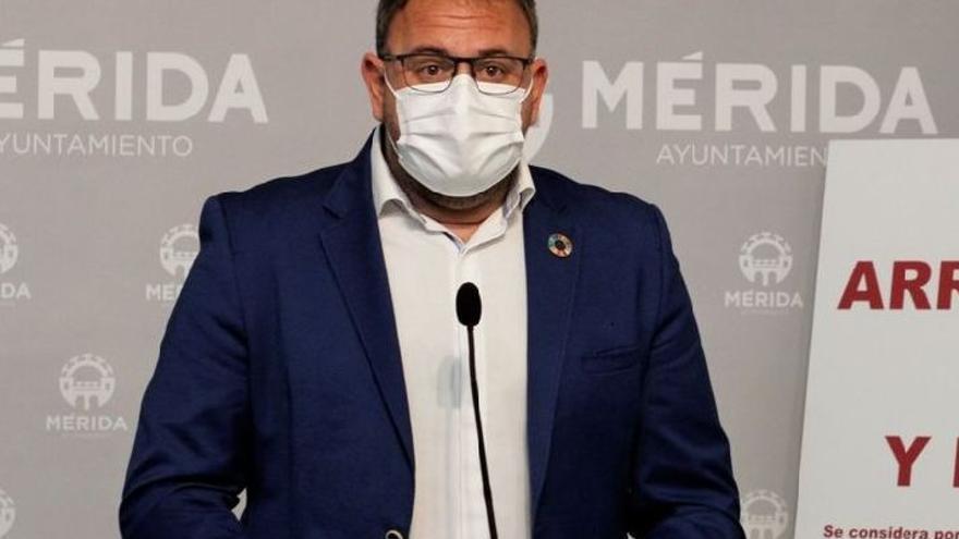 Osuna reitera que no se presentará a la reelección como alcalde de Mérida