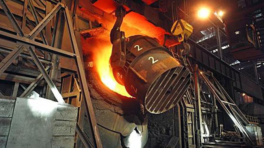 El antecedente de la crisis de Arcelor en Gijón: Los talleres esquivaron el cierre en 2004