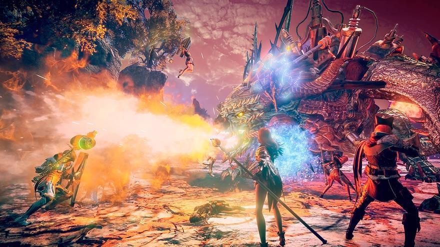 Probamos 'Elyon', el MMORPG de fantasía más esperado