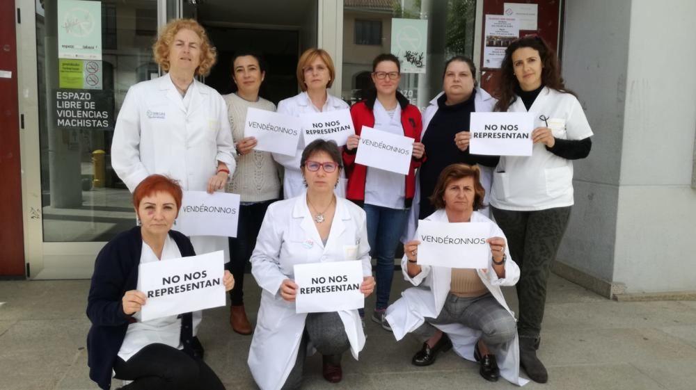 Médicos de Vigo claman tras desconvocar la huelga