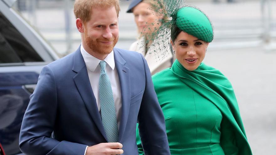 El príncipe Harry y Meghan Markle anuncian el nacimiento de su hija, 'Lili' Diana