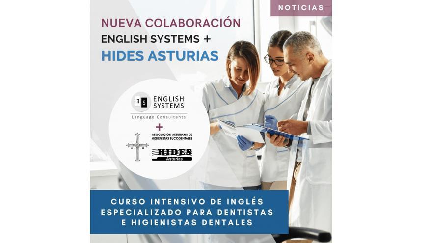 Hides Asturias formaliza un acuerdo con English Systems que coloca al colectivo asturiano a la vanguardia formativa en su sector