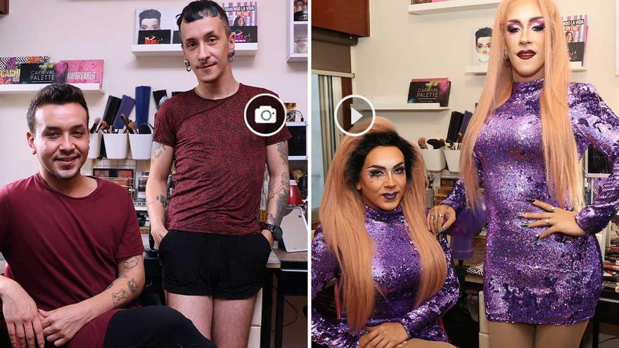 La cultura 'drag' en Vigo: una metamorfosis de transgresión y fantasía