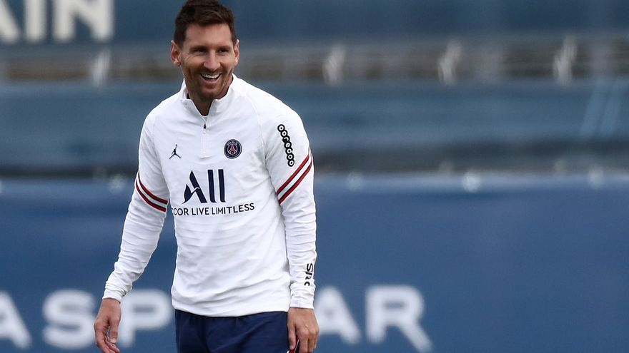 Mediaset España compra los derechos de cinco partidos del PSG de Messi