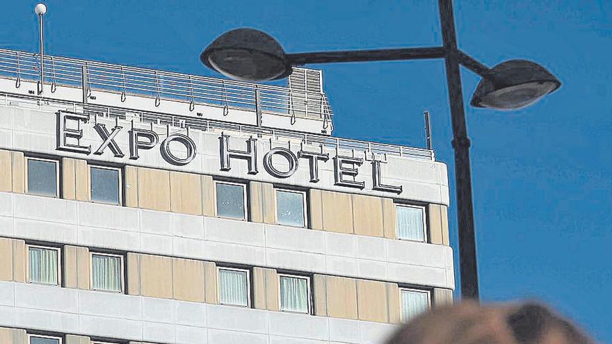 Selenta pone en venta Expo Hotel por más de treinta millones de euros