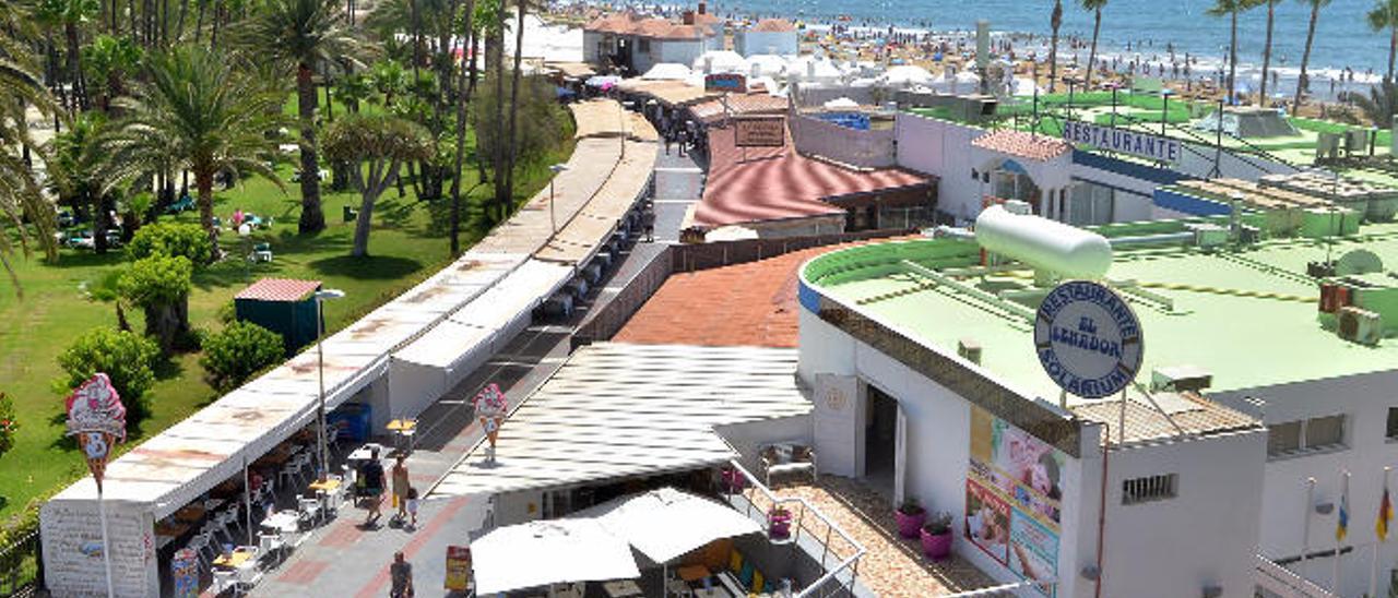 El Sur paraliza 39 proyectos para la modernización de edificios turísticos