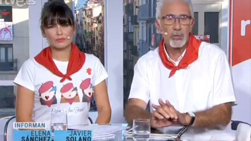 """Javier Solano pide perdón por calificar de """"accidente"""" la violación de La Manada"""