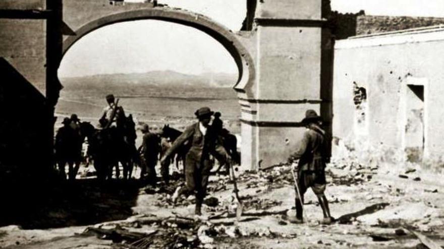 Malagueños en el desastre de Annual (II)