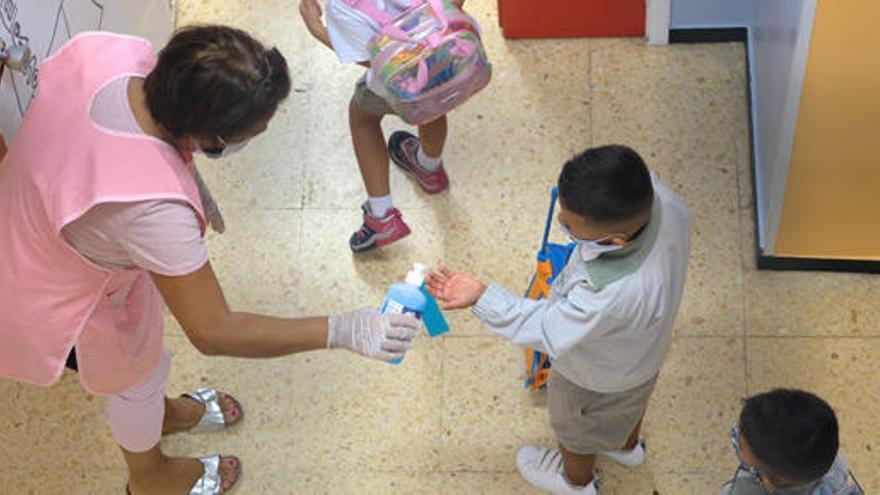 El 'kit Covid' indispensable para los niños en la vuelta al colegio