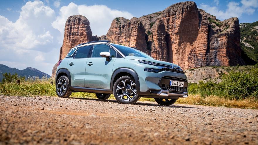 Nuevo Citroën C3 Aircross: Nueva cara y mayor dinamismo