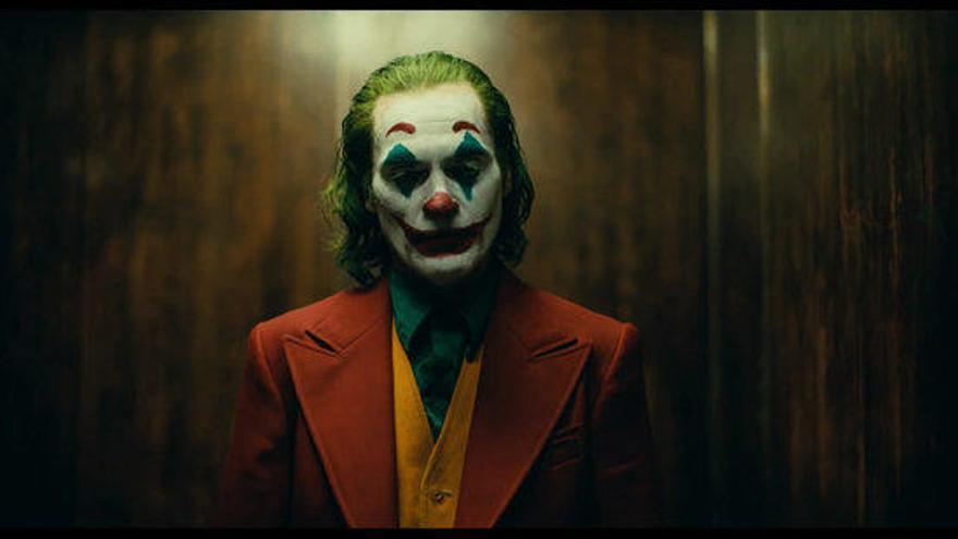 L'esperada estrena de 'Joker', amb Joaquin Phoenix, gran estrella de la cartellera