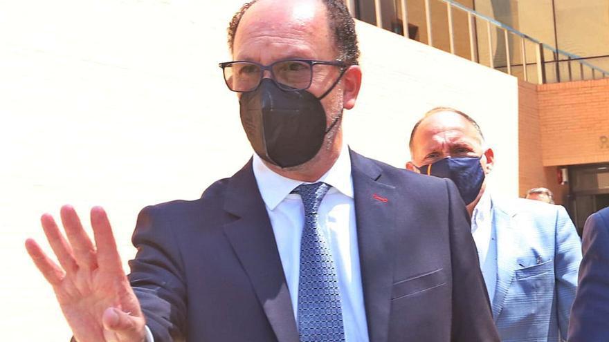 Antifraude tampoco halla rastro del trabajo por el que Bascuñana cobró de Sanidad