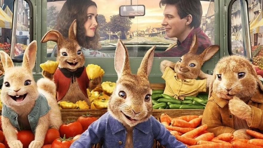 Petter Rabbit 2: A la fuga