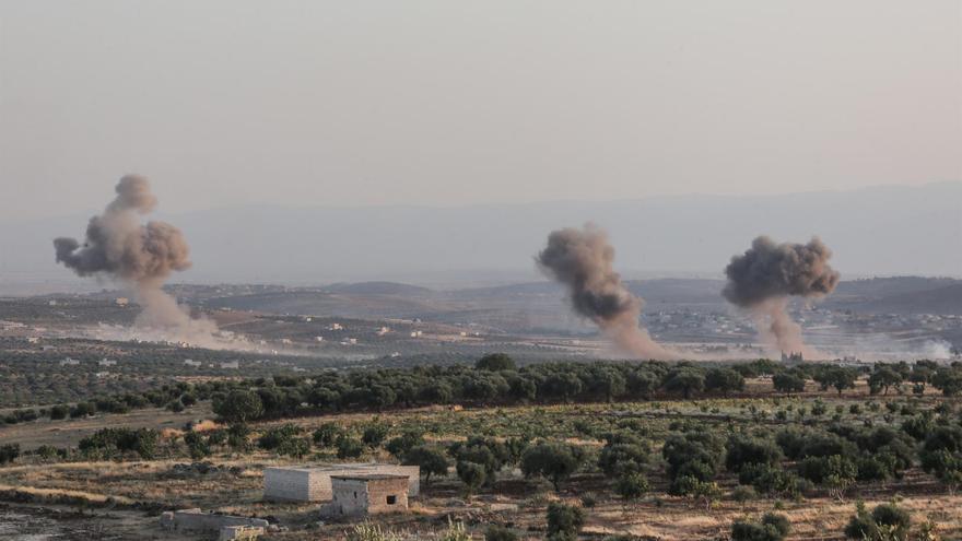 Siria reporta un fallecido y seis heridos en un ataque a Latakia que atribuye a Israel