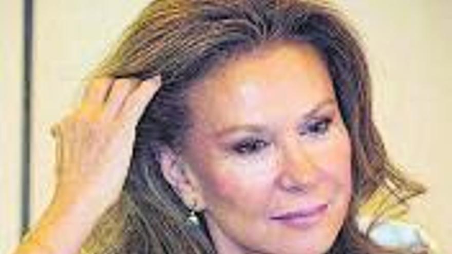 Alicia Koplowitz pierde otro título más: deja de ser marquesa de Bellavista
