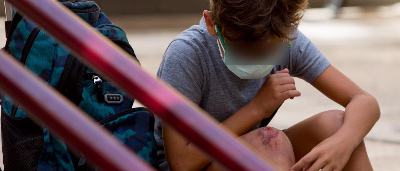 Las mascarillas seguirán siendo obligatorias en los colegios e institutos de la Comunidad Valenciana