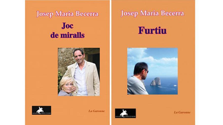 Presentació de tres poemaris de Josep Maria Becerra