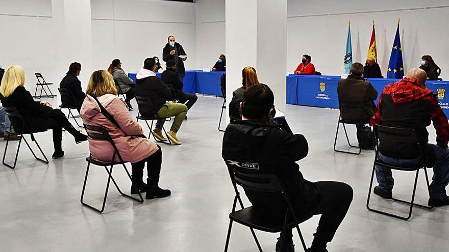 Ocho concellos se unen en un taller de empleo forestal