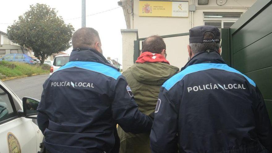 Detenido un sobrino de Charlín por el atropello mortal de Vilanova, en Pontevedra