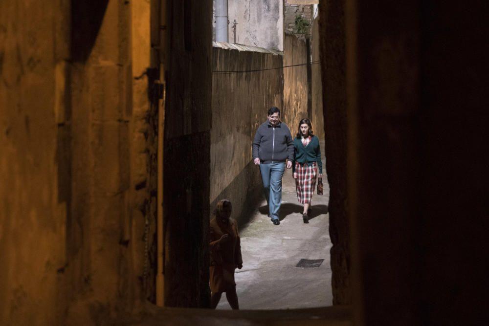 El rodatge de la segona temporada d'«Hache»