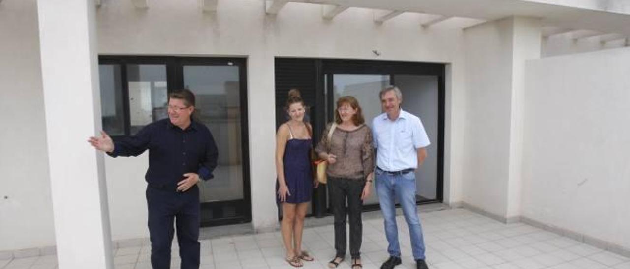 Un ático por 50 euros al mes