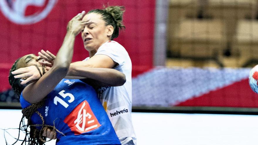 Las Guerreras caen ante Francia y se quedan sin opciones de medalla