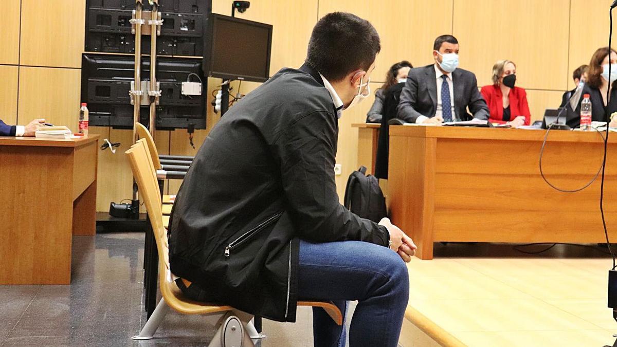 José Vicente Cubells Ferrandis, el condenado a 223 años de cárcel por abusar de 26 menores. | I. CABANES