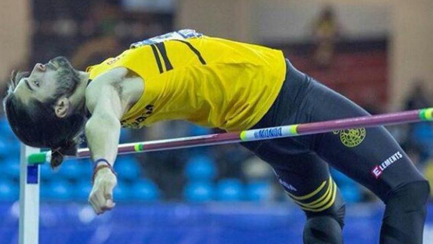 Unes molèsties físiques van deixar minvat Marc Sánchez  a l'Europeu sub-23 de Polònia