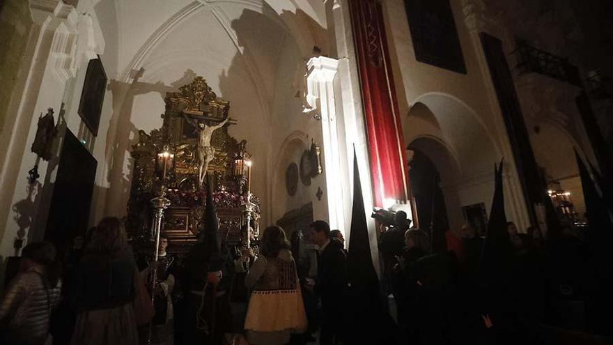 La suspensión de La Buena Muerte deja huérfana a la Madrugá cordobesa