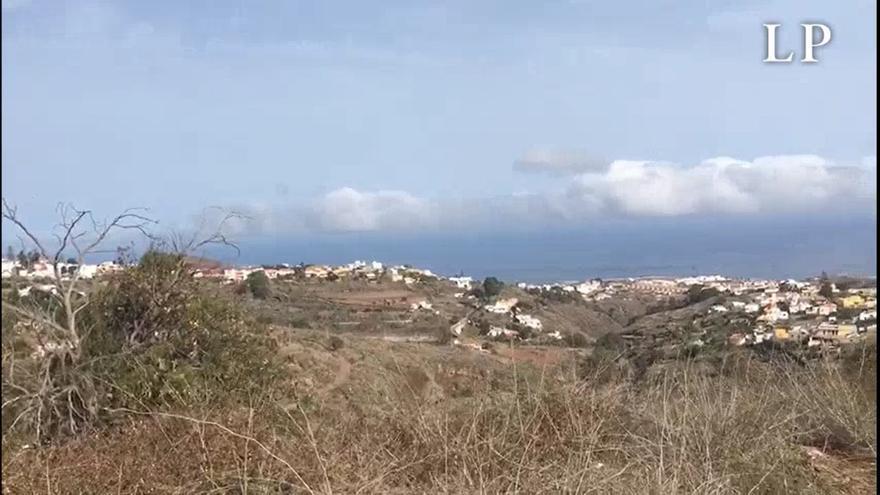 Tiempo en Gran Canaria (23/09/20)