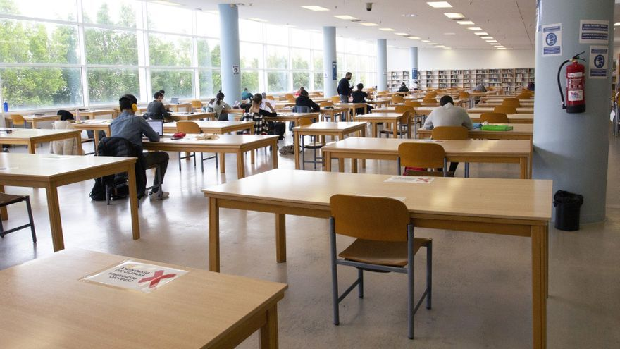 Grados 2021-22 de la Universidad de Alicante