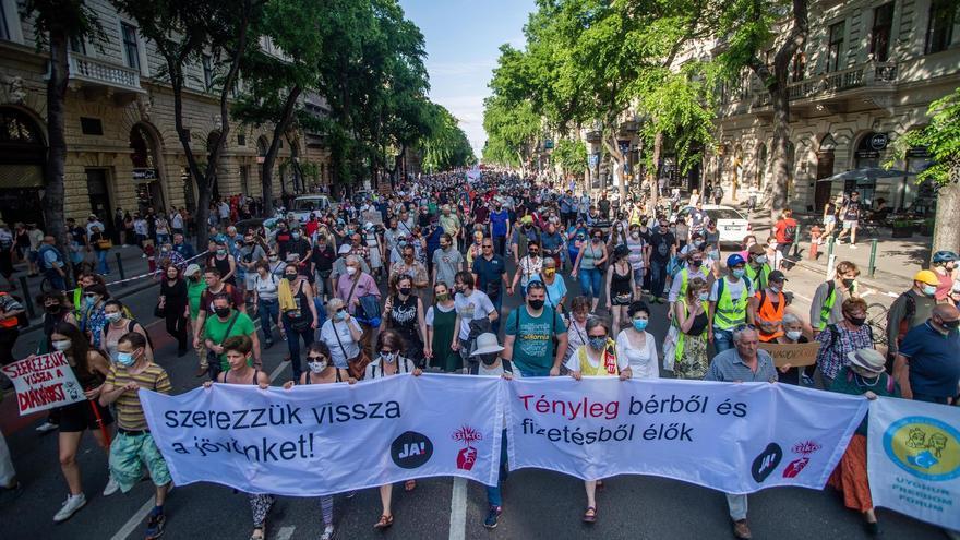 Oposición en Hungría al desembarco de una universidad china
