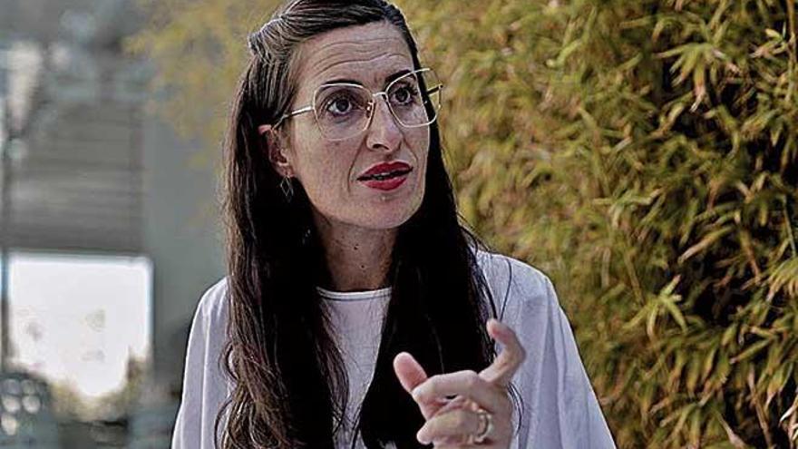 """Imma Prieto: """"La dotación económica es baja, mi objetivo es triplicar el presupuesto"""""""