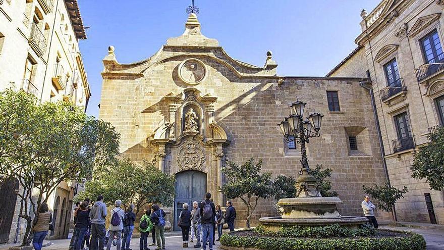Solsona és el municipi més popular de la província, només per sota de Lleida