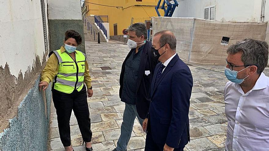 Urbanismo destina 476.000 euros a la restauración de las Viviendas del Carmen