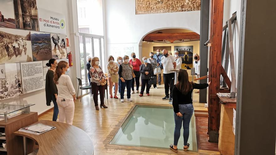 Almenara visibiliza sus centros culturales el Día de los Museos
