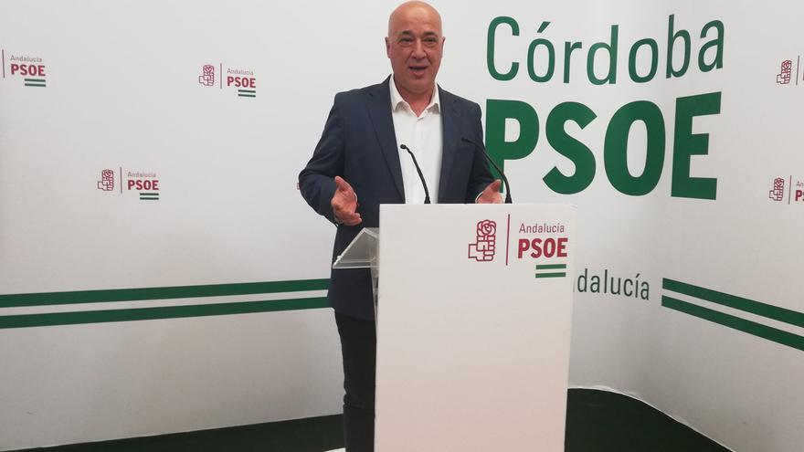 Ruiz reitera estar a disposición de Juan Espadas y defiende la unidad de los socialistas